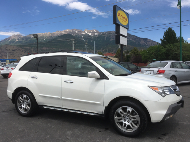 2008 Acura MDX SH-AWD 4dr SUV w/Technology and Entertainment Package - Orem UT
