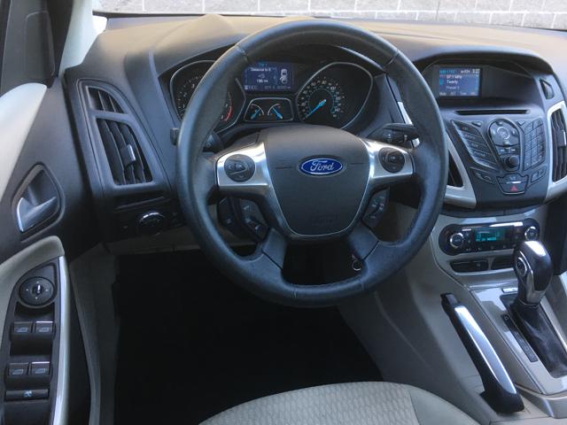2012 Ford Focus SEL 4dr Sedan - Orem UT