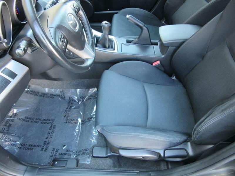 2011 Mazda MAZDA3 s Sport 4dr Hatchback 6M - Orem UT