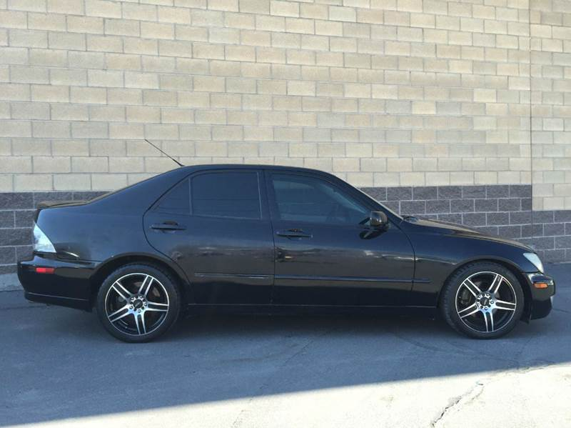 2004 Lexus IS 300 4dr Sedan - Orem UT