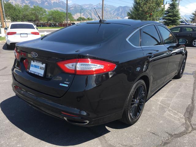 2014 Ford Fusion SE 4dr Sedan - Orem UT