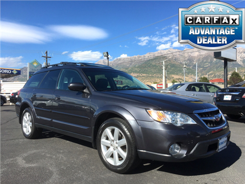 2008 Subaru Outback for sale in Orem, UT