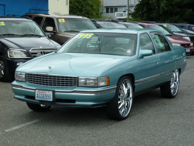 Used 1994 Cadillac Deville For Sale