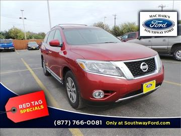 2014 nissan pathfinder for sale for Midway motors chevrolet of hutchinson
