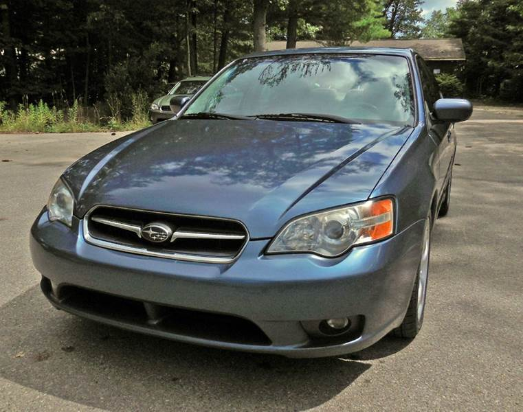 2006 subaru legacy limited awd 4dr sedan in traverse. Black Bedroom Furniture Sets. Home Design Ideas