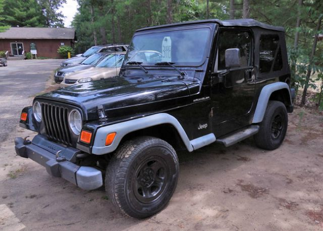 2000 Jeep Wrangler for sale in Traverse City MI