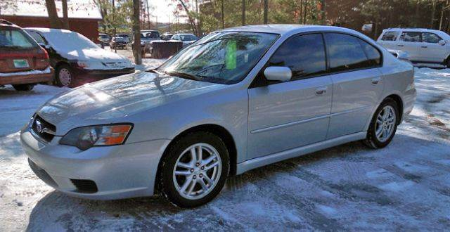2005 subaru legacy awd 4dr sedan in traverse city mi. Black Bedroom Furniture Sets. Home Design Ideas