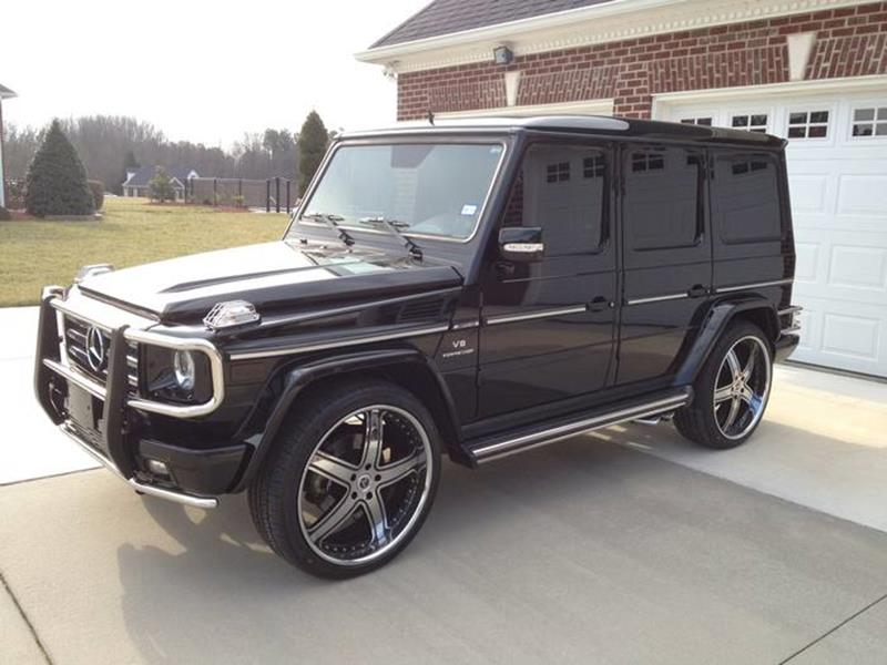 2010 Mercedes Benz G Class For Sale C165394 on 2010 mercedes g55 amg interior