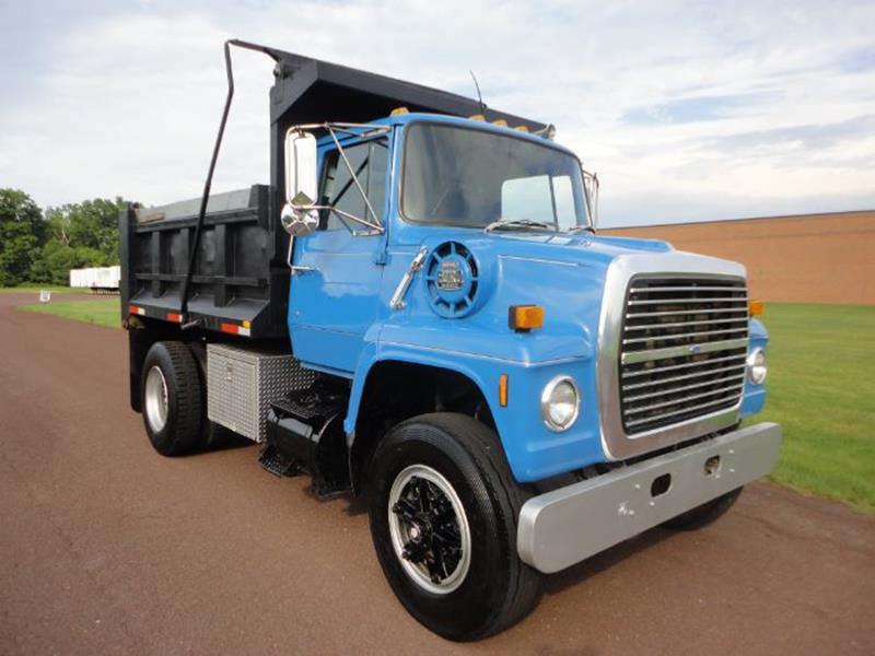 1982 Ford F 8000