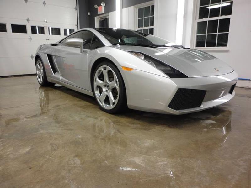2004 Lamborghini Gallardo Hatfield Pa Philadelphia Pennsylvania
