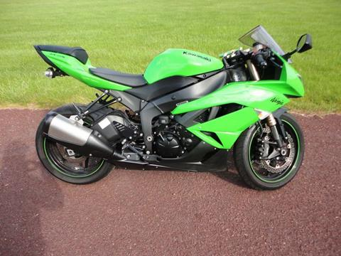 2008 Kawasaki Ninja ZX-6R for sale in North Wales, PA