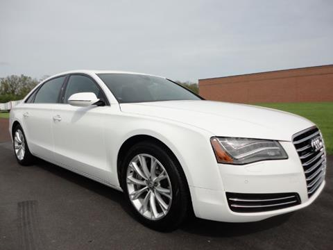 2012 Audi A8 L for sale in North Wales, PA