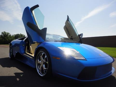 2006 Lamborghini Murcielago For Sale In Hatfield, PA