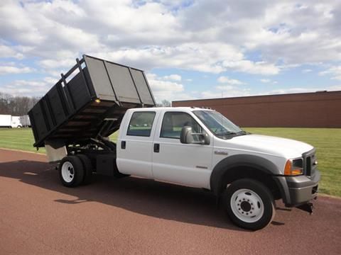 2006 Ford F-450 Super Duty for sale in North Wales, PA