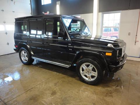 2002 Mercedes-Benz G-Class for sale in North Wales, PA