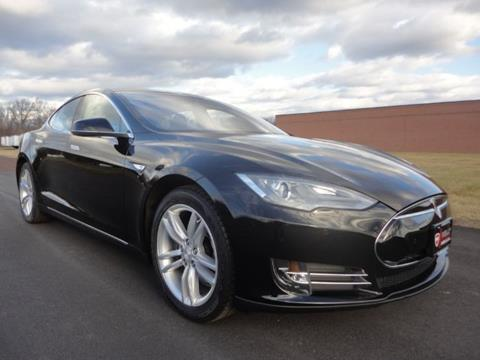 2014 Tesla Model S for sale in North Wales, PA