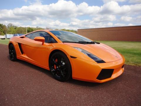 Lamborghini Gallardo For Sale in North Wales PA