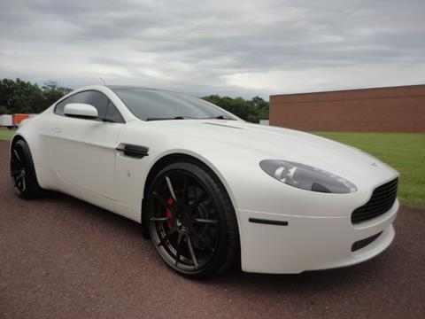 2007 Aston Martin V8 Vantage For Sale In Livermore Ca Carsforsale