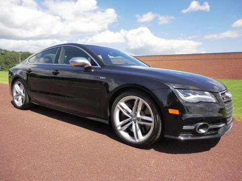 Used Audi S For Sale In Hatfield PA Carsforsalecom - Audi s7 for sale