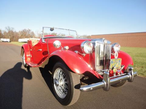1953 MG . for sale in Hatfield, PA