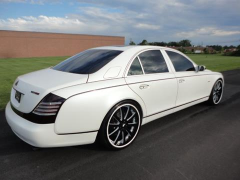 2004 Maybach 57 for sale in North Wales, PA