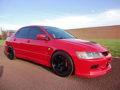 2006 Mitsubishi Lancer Evolution For Sale Carrollton, TX ...