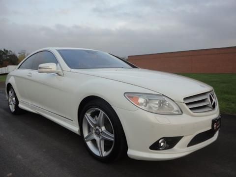 Mercedes benz cl class for sale in pennsylvania for Mercedes benz lancaster pa