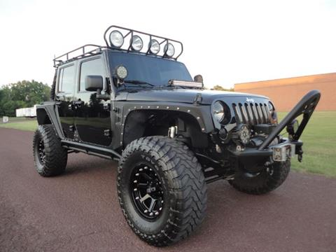 2008 Jeep Wrangler Unlimited for sale in North Wales, PA
