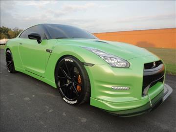 2009 Nissan GTR For Sale  Carsforsalecom
