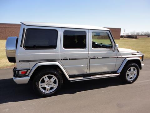 2003 Mercedes-Benz G-Class for sale in North Wales, PA