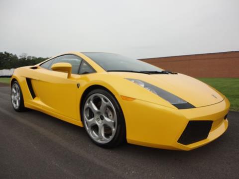 2007 Lamborghini Gallardo For Sale Carsforsale Com