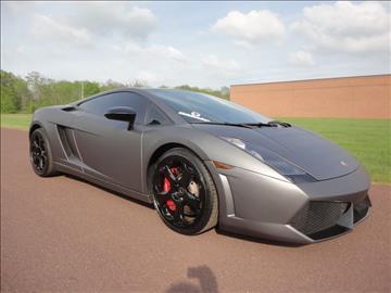 Used Lamborghini Gallardo For Sale  Carsforsalecom