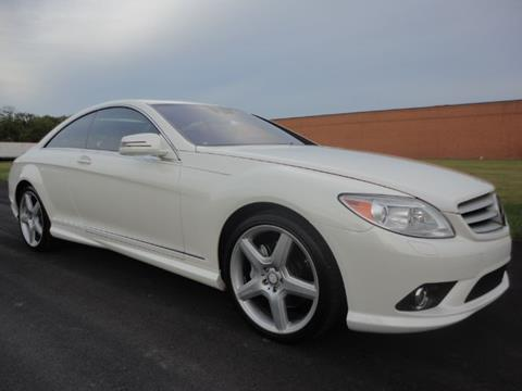 2010 Mercedes-Benz CL-Class for sale in North Wales, PA