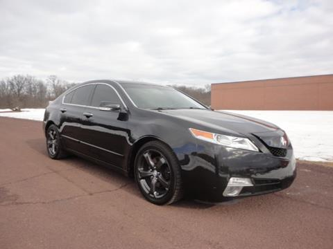 2009 Acura TL for sale in North Wales, PA