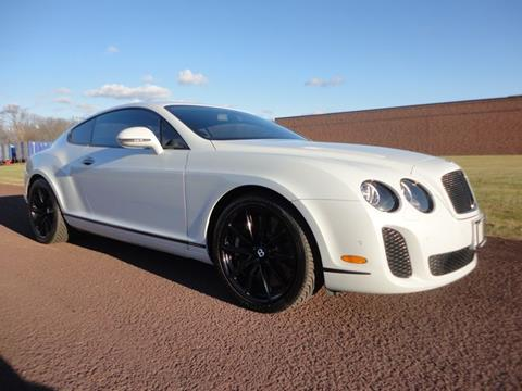 2010 Bentley Continental Supersports for sale in North Wales, PA