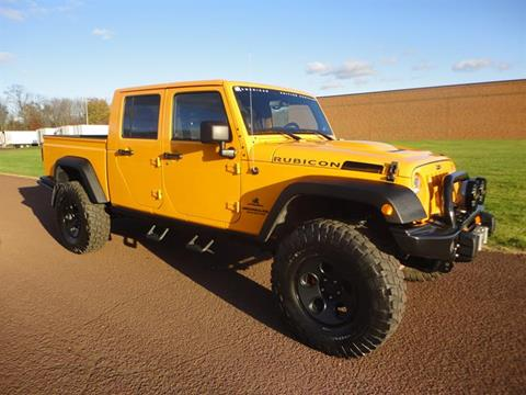 2012 Jeep Wrangler Unlimited for sale in North Wales, PA