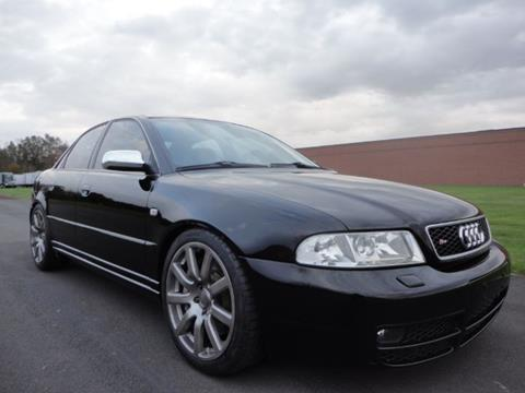 2001 Audi S4 For Sale California