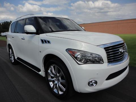 2014 Infiniti QX80 for sale in North Wales, PA