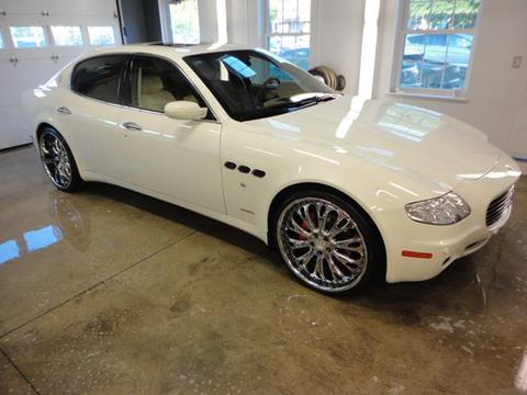 Maserati quattroporte 2006 for sale