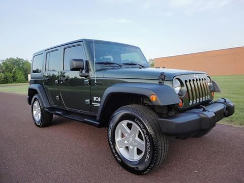 2007 Jeep Wrangler Unlimited for sale in North Wales, PA