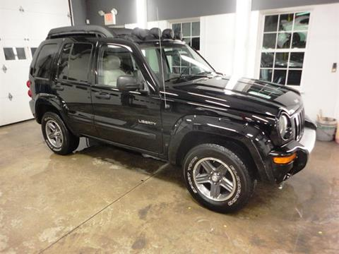 2004 Jeep Liberty for sale in Hatfield, PA