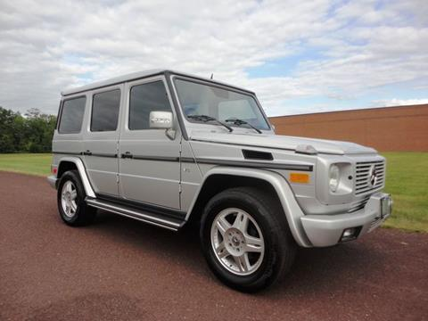 2005 Mercedes-Benz G-Class for sale in North Wales, PA