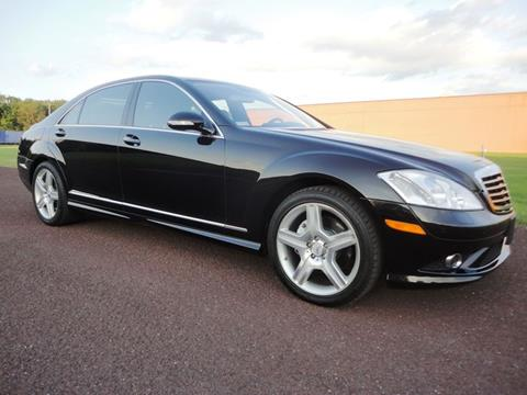 2007 mercedes benz s class for sale in pennsylvania for Mercedes benz s550 sale