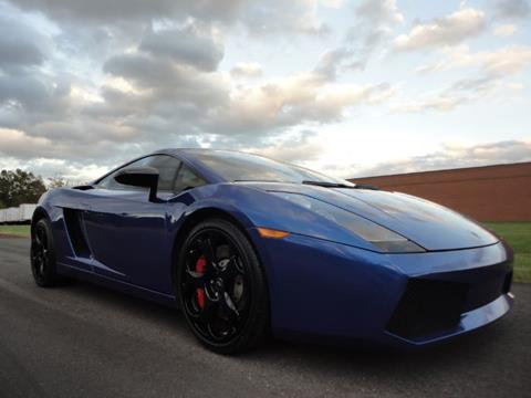 2004 Lamborghini Gallardo for sale in North Wales, PA