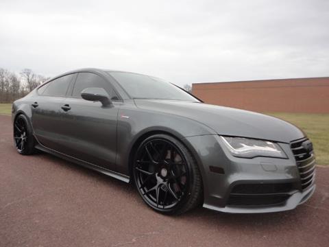 Audi A For Sale In Hatfield PA Carsforsalecom - Audi a7