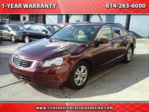 2008 Honda Accord for sale in Columbus, OH