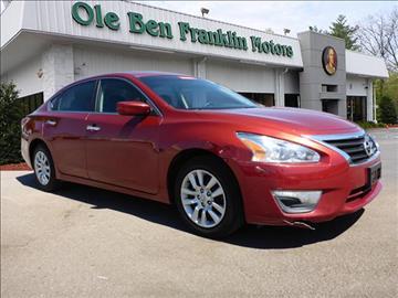 2014 Nissan Altima for sale in Oak Ridge, TN