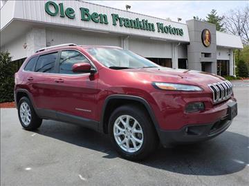 2014 Jeep Cherokee for sale in Oak Ridge, TN