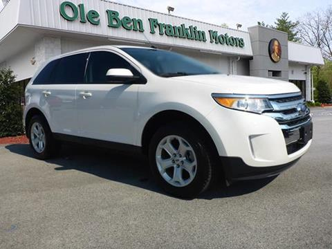 2014 Ford Edge for sale in Oak Ridge, TN