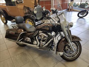 2013 Harley-Davidson Road King for sale in Oak Ridge, TN
